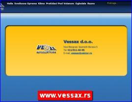 www.vessax.rs