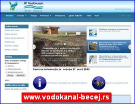 www.vodokanal-becej.rs
