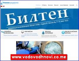 www.vodovodhnovi.co.me