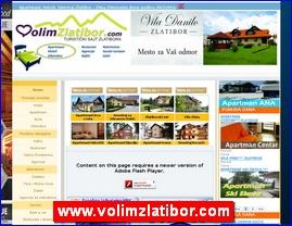 www.volimzlatibor.com