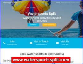 Watersports Split Croatia, www.watersportssplit.com