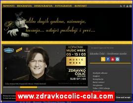 www.zdravkocolic-cola.com
