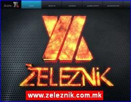 www.zeleznik.com.mk