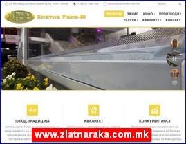 www.zlatnaraka.com.mk