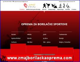 www.zmajborilackaoprema.com